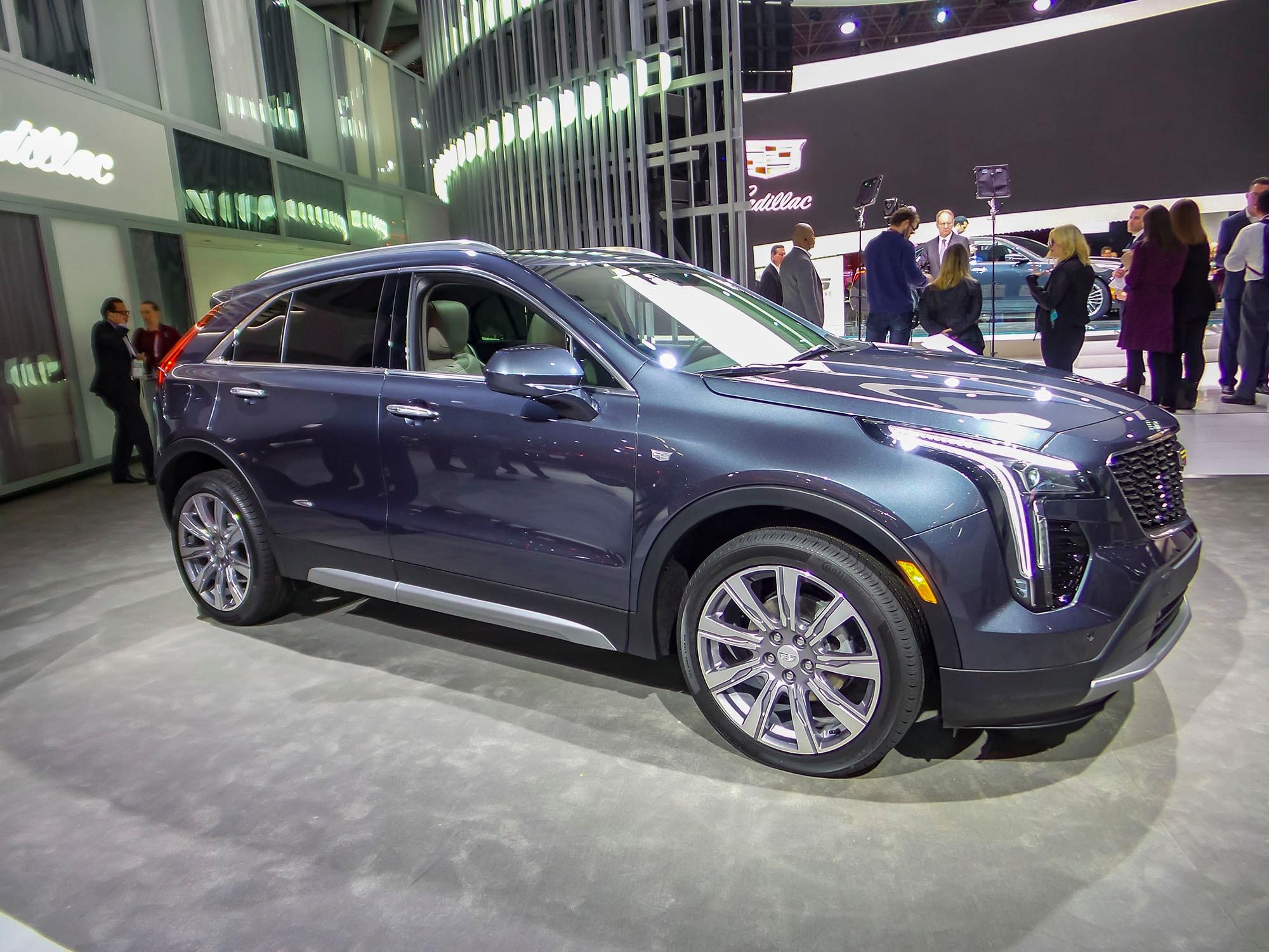 2019 Cadillac Xt4 The Compact Cadillac Suv Latest Car