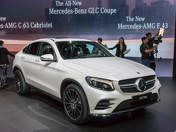 Benz Suv 2017 >> 2017 Mercedes Benz Glc Coupe Putting The Sport In Suv