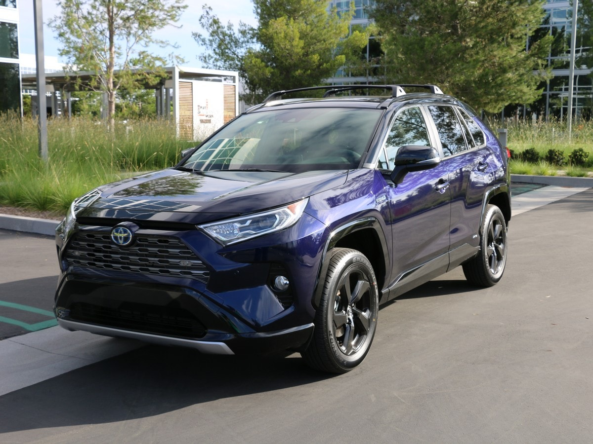 2019 Toyota Rav4 Hybrid Ownership Review Kelley Blue Book