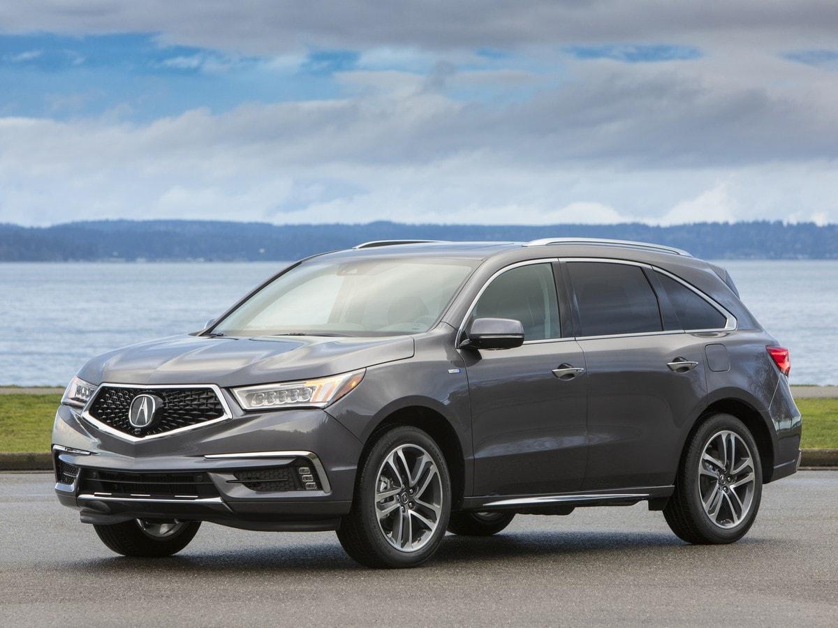 2019 Acura MDX vs. 2019 Buick Enclave Comparison   Kelley ...