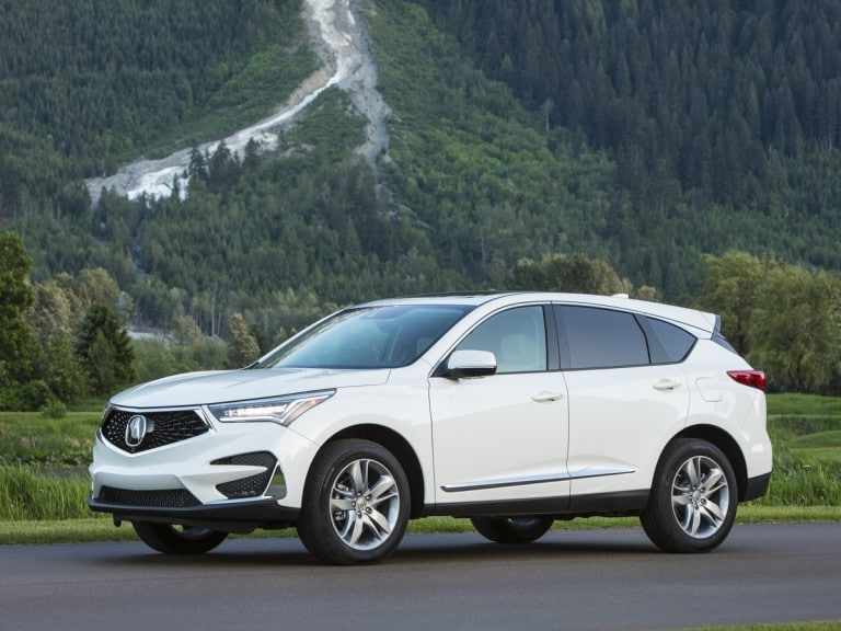 2019 Acura Rdx First Review Kelley Blue Book