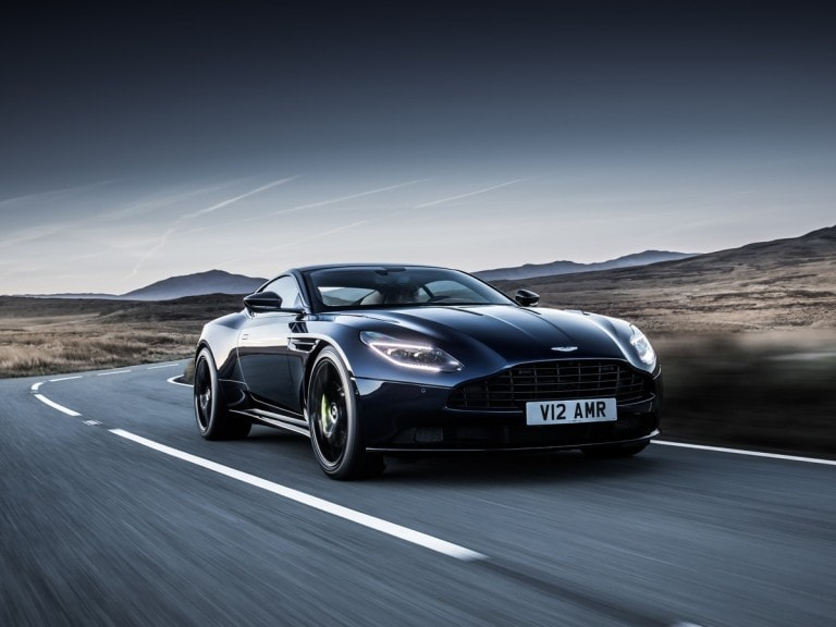 2019 Aston Martin Db11 Amr Launched Kelley Blue Book