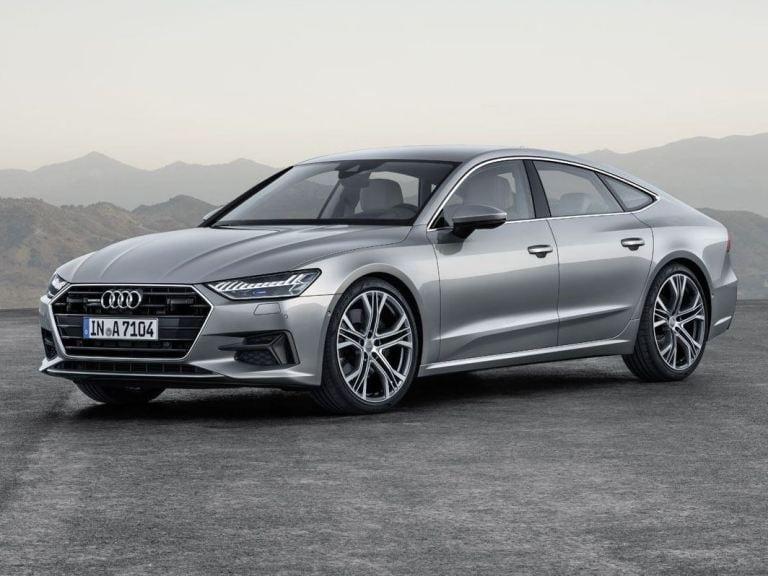 2019 Audi A7 Sportback Revealed Kelley Blue Book