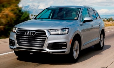 Research 2017                   AUDI Q7 pictures, prices and reviews