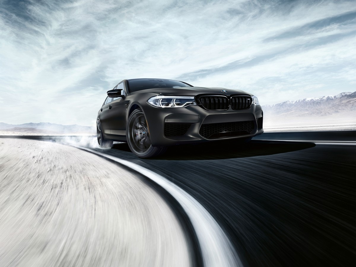 bmw m5 competition 0-60
