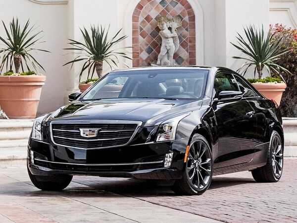 2016 Cadillac Ats And Cts Offer New Black Chrome Packages