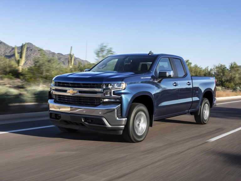 2019 Chevrolet Silverado 4 Cylinder Turbo First Review Kelley Blue Book