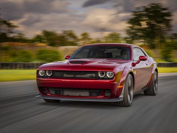 2018 Dodge Challenger Srt Hellcat Widebody Bows Latest Car