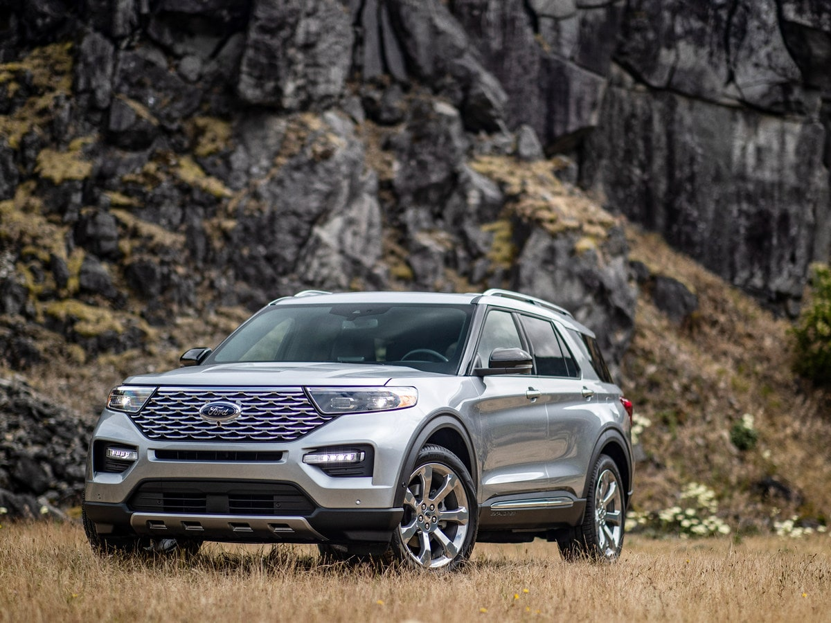 2020 Ford Explorer Review Price Photos Latest Car News
