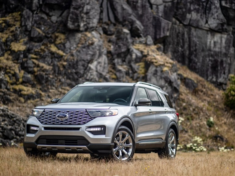 2020 Ford Explorer Review Price Photos Kelley Blue Book