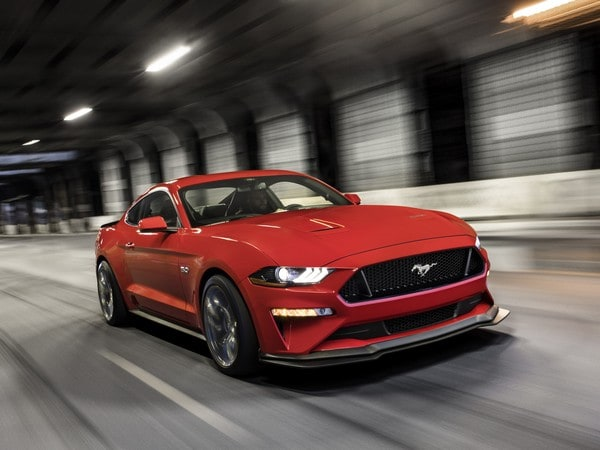 2018 Ford Mustang Gt >> 2018 Ford Mustang Gt Updates Performance Pack Kelley Blue Book