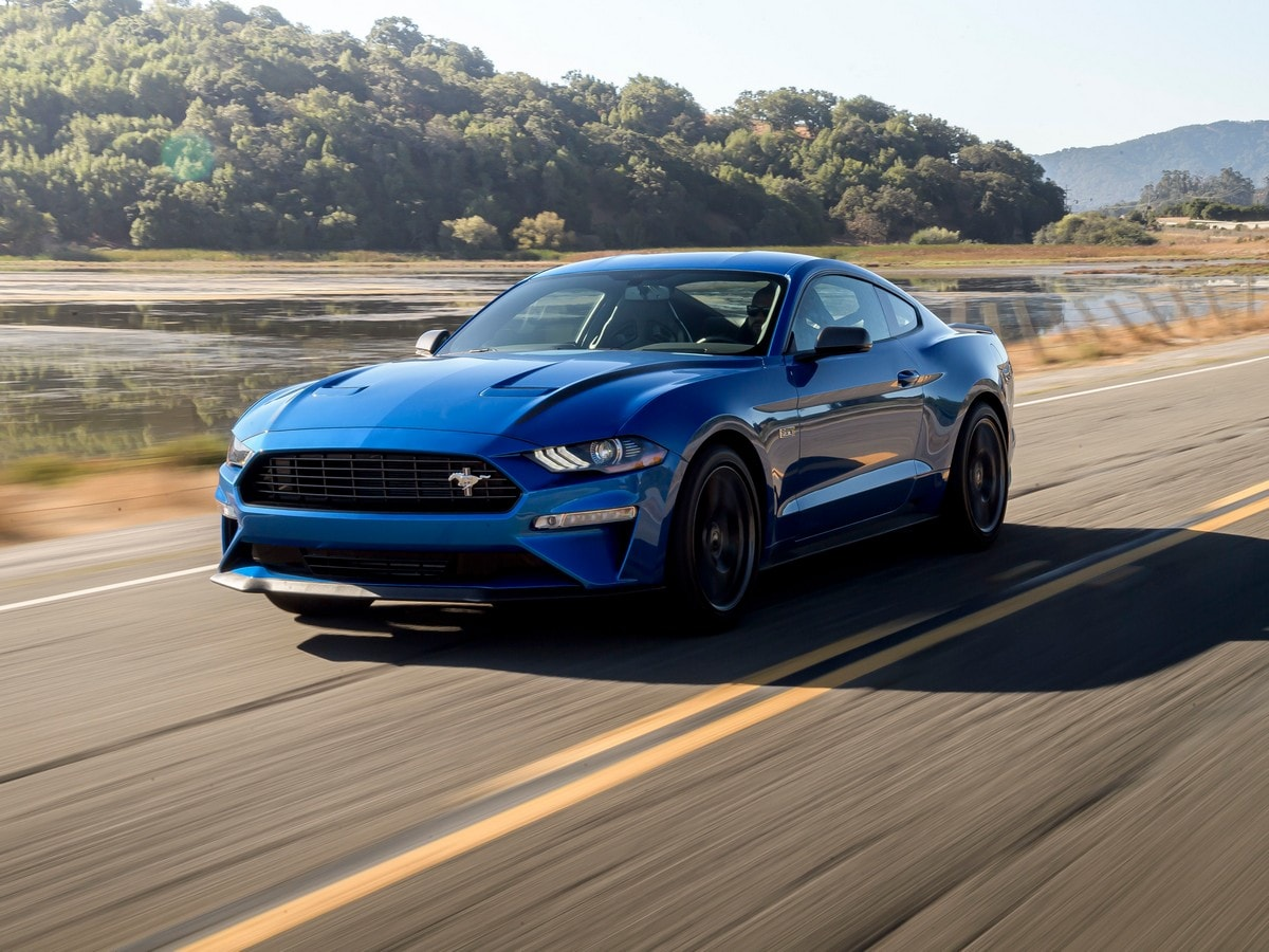 Ford Mustang Ecoboost >> 2020 Ford Mustang Ecoboost High Performance First Review