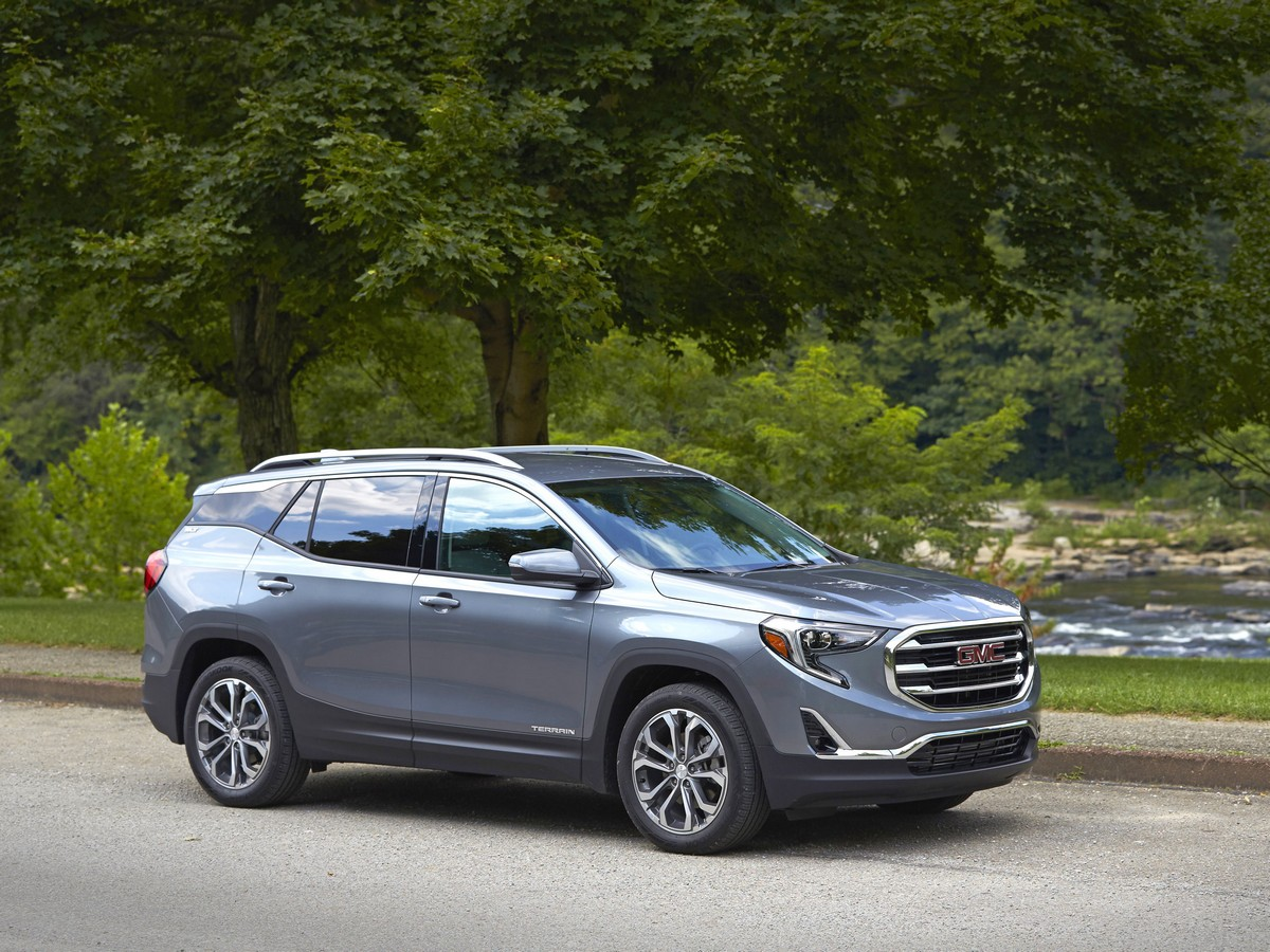 2019 Gmc Terrain Vs 2019 Chevrolet Equinox Comparison Kelley