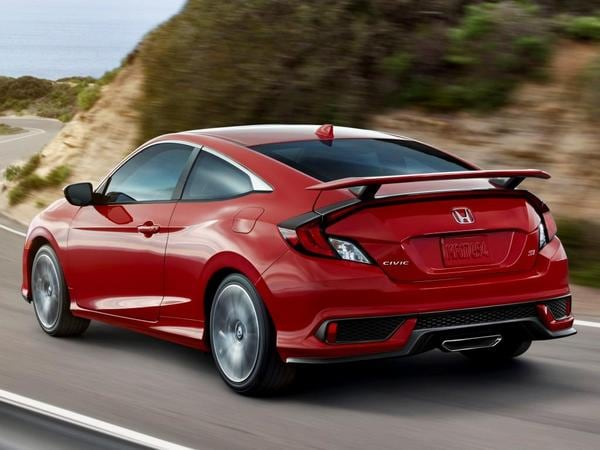 Honda Coupe 2017 >> 2017 Honda Civic Si Coupe Ready To Rock For Real Latest