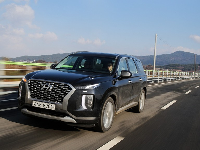 2020 Hyundai Palisade First Review Kelley Blue Book