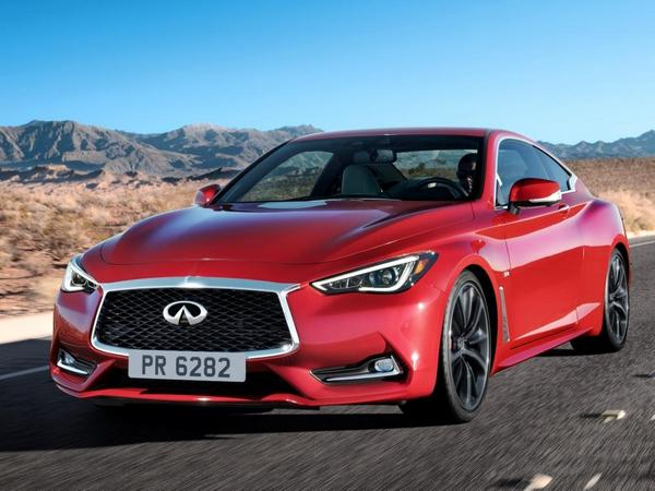 2017 Infiniti Q60 Pricing To Start At 39 855 Kelley Blue Book