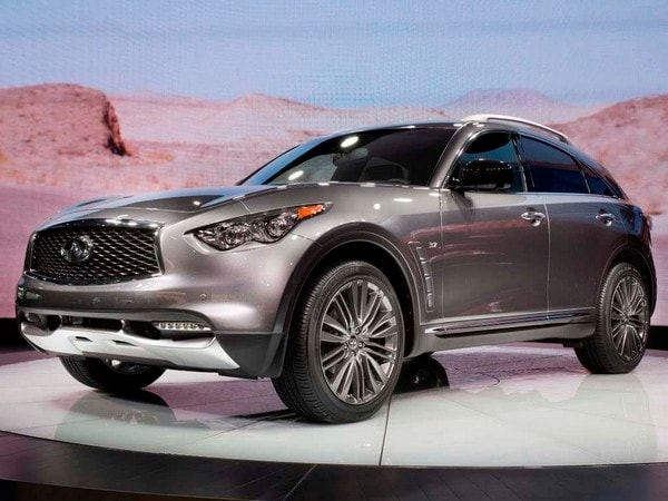Infiniti Qx70 Suv Axed For 2018