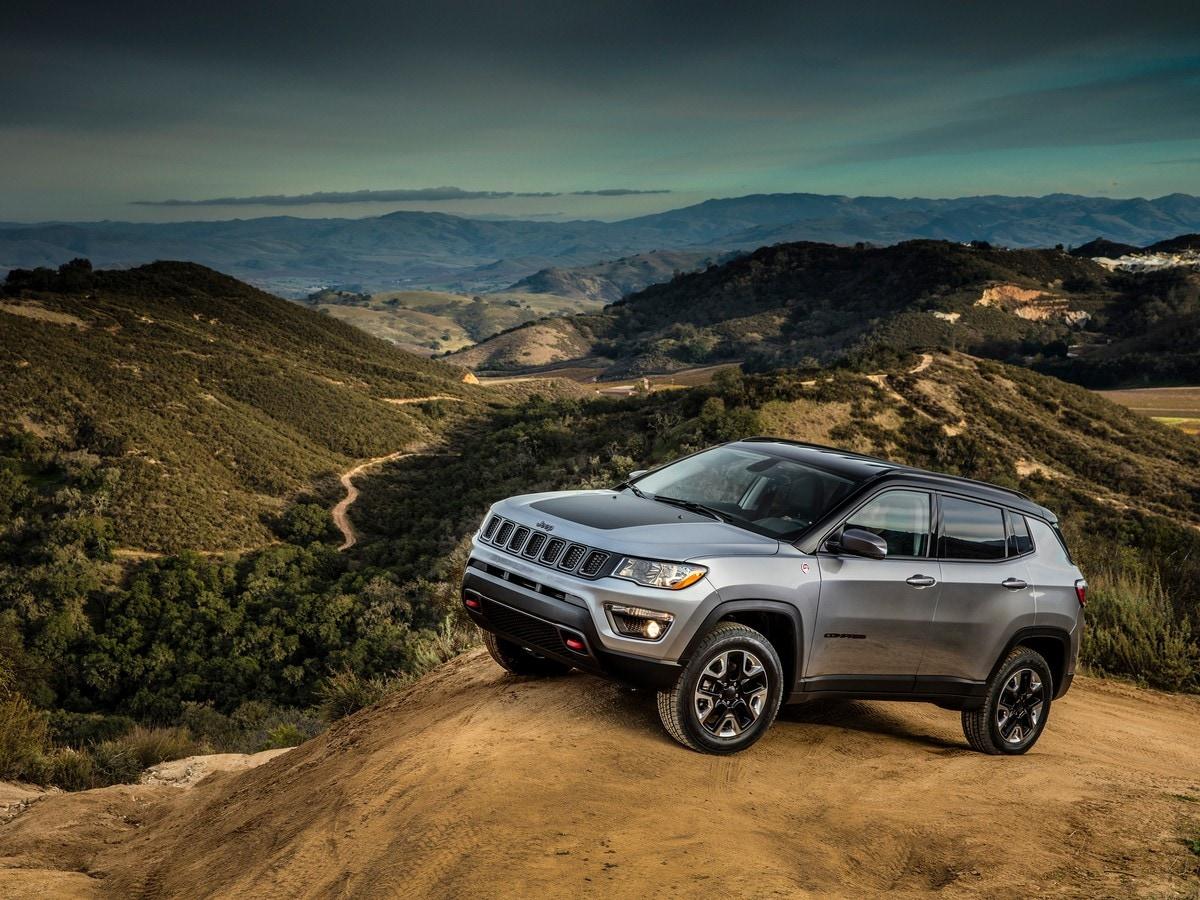 2019 Jeep Compass Vs 2019 Subaru Crosstrek Comparison Kelley