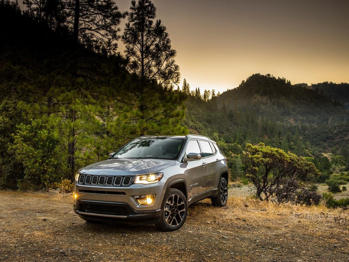 2019 Jeep Compass Vs 2019 Toyota Rav4 Comparison Latest