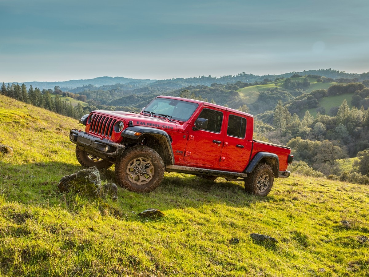how much does the jeep gladiator cost