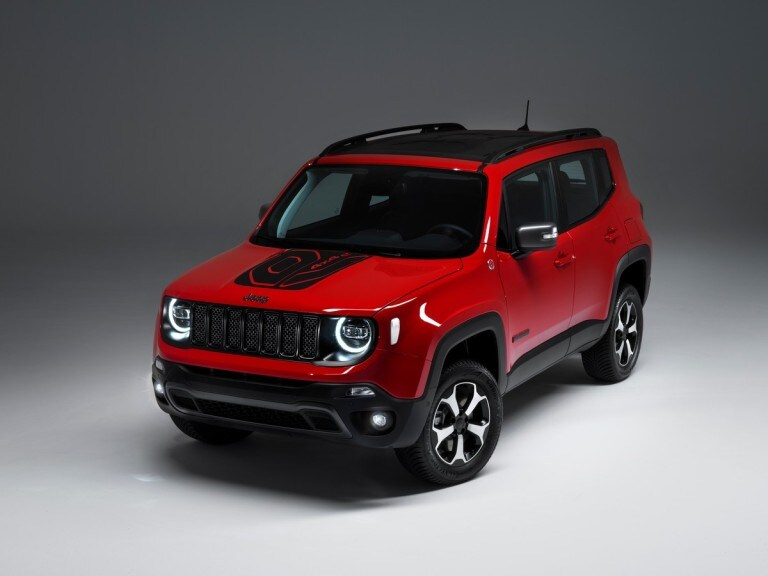 2020 Jeep Renegade And Compass Phev Announced Kelley Blue Book