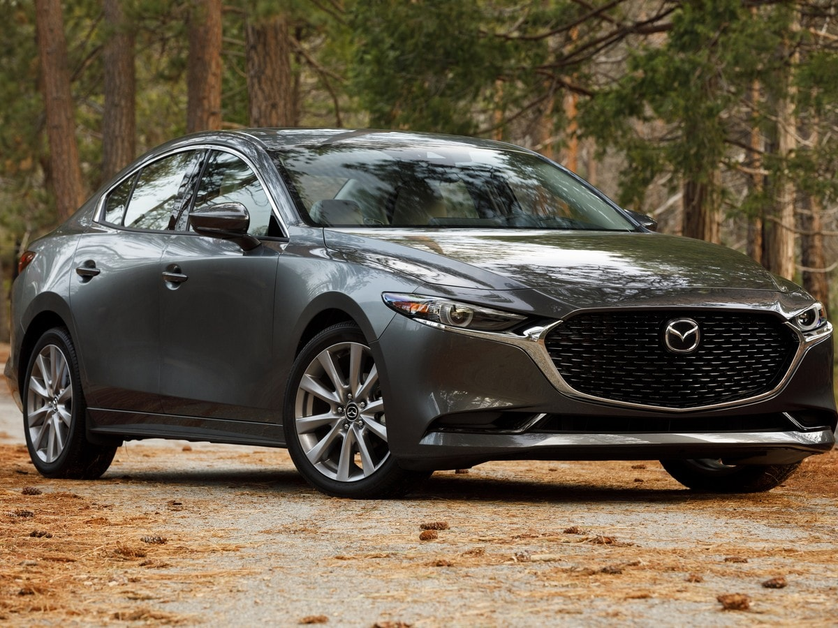Mazda 3 2019 >> 2019 Mazda Mazda3 First Review Kelley Blue Book