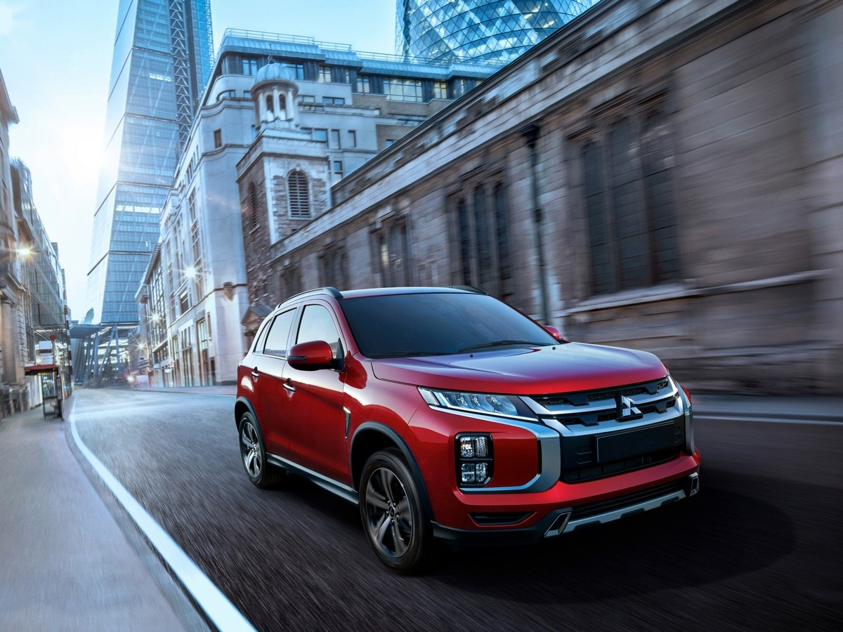 2020 Mitsubishi Outlander Sport Updated Styling And Infotainment System Release Price >> Mitsubishi Counts On Redesigned 2020 Outlander Sport For