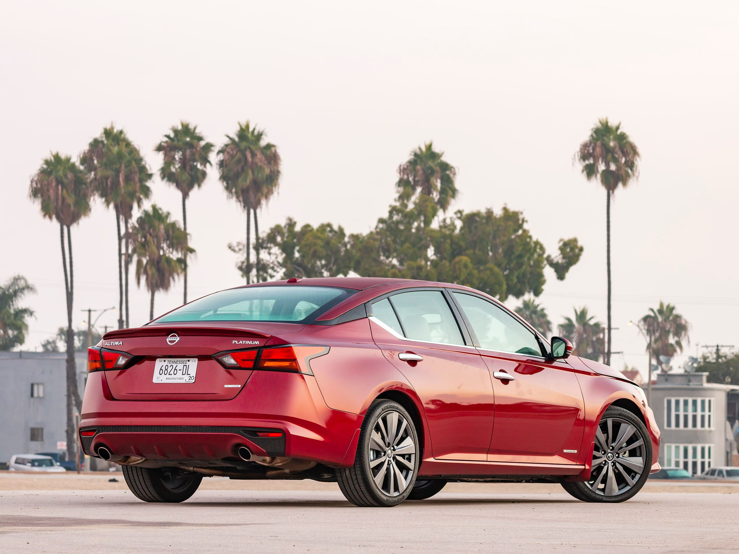 2019 nissan altima first review