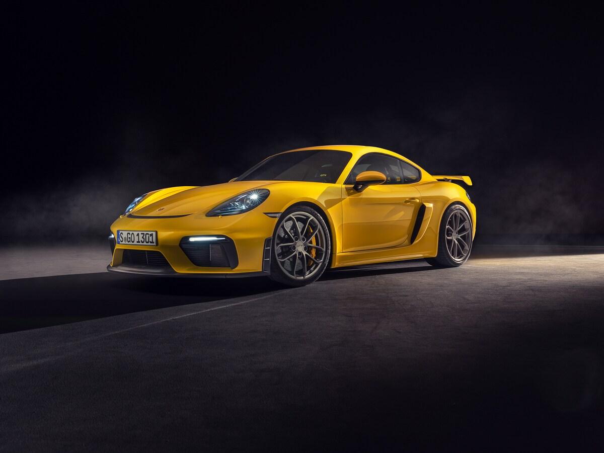 2020 Porsche 718 Cayman GT4/Spyder First Look
