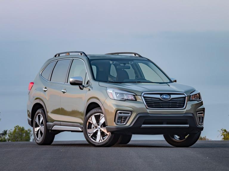 Compact Suv Comparison 2019 Subaru Forester Kelley Blue Book