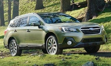 Outback Vs Crv >> 2018 Honda Cr V Vs 2018 Subaru Outback Comparison Latest