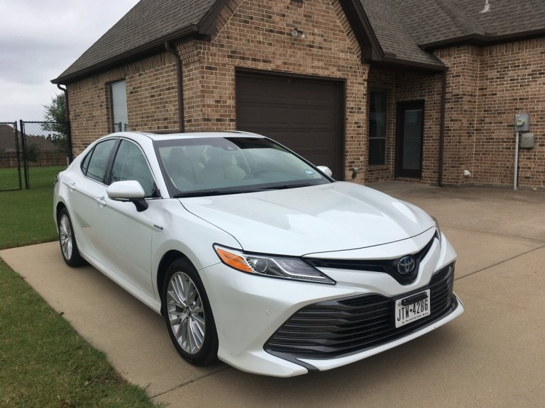 2018 Toyota Camry Hybrid Quick Review