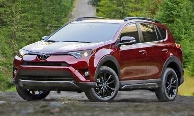 Nissan Rogue Vs Toyota Rav4 >> 2018 Nissan Rogue Vs 2018 Toyota Rav4 Comparison Latest