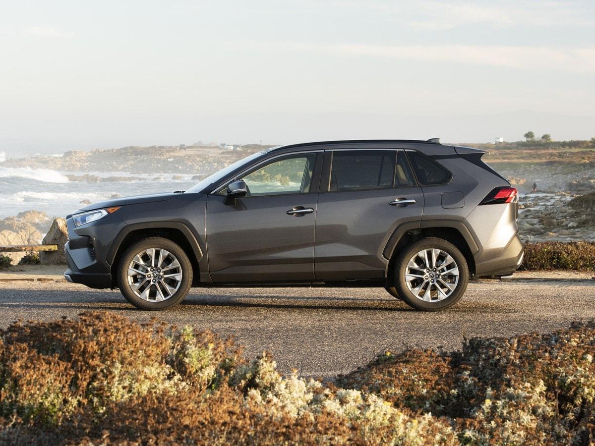 2019 Toyota Rav4 First Review Kelley Blue Book