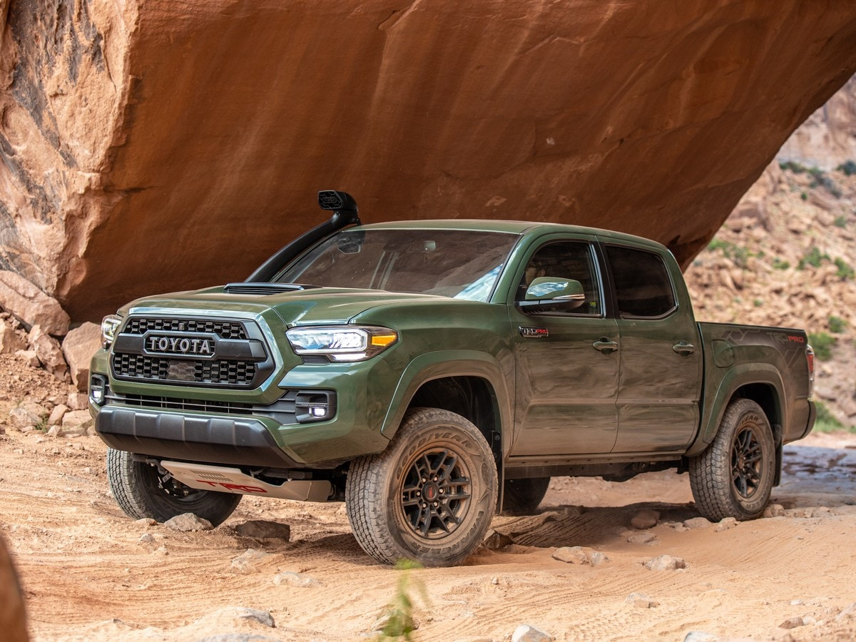 Used Tacoma For Sale >> 2020 Toyota Tacoma First Look Latest Car News Kelley