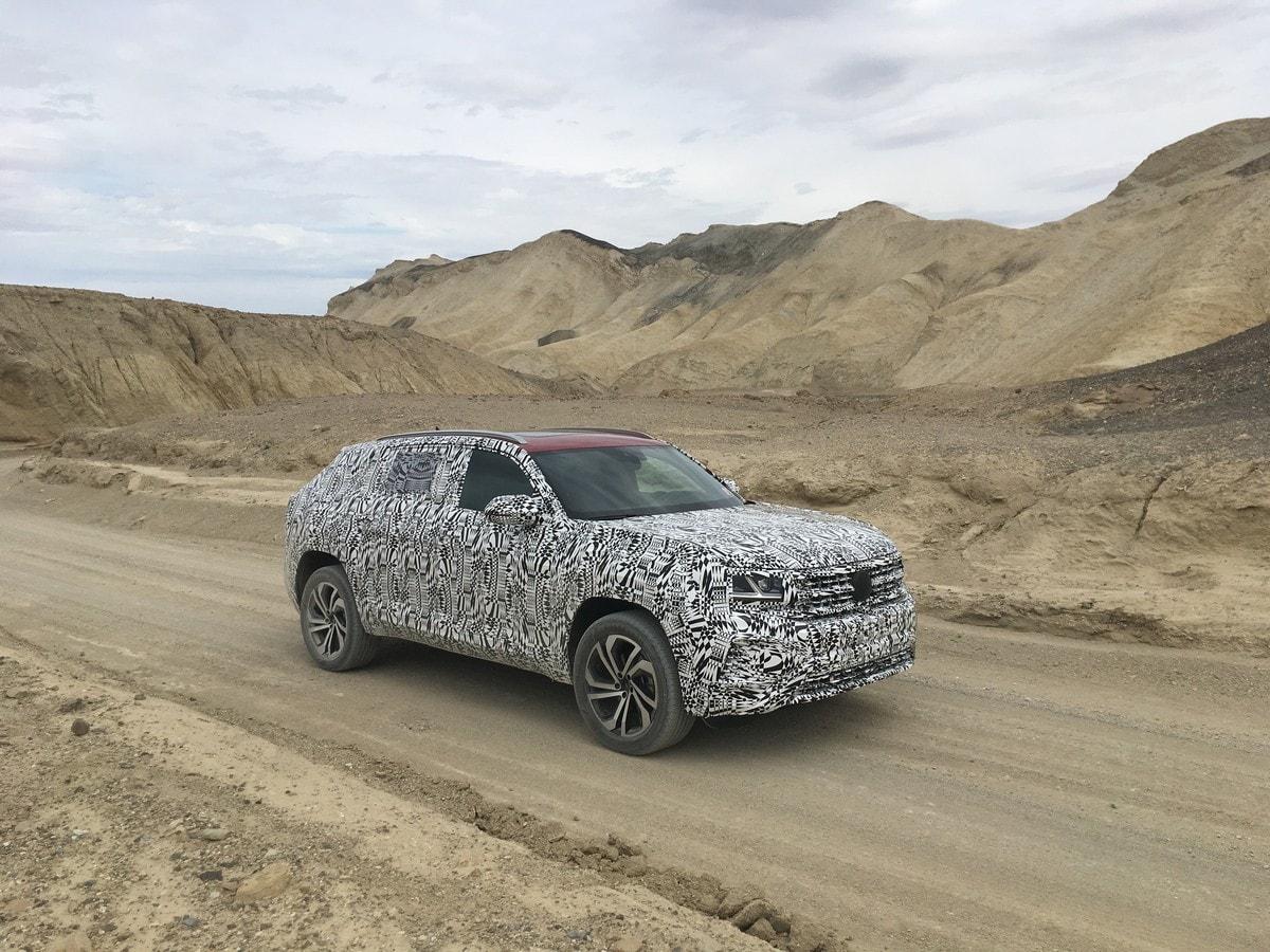 2020 Volkswagen Atlas Cross Sport Prototype First Review